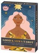 Cover-Bild zu Omm for you Good Karma Tarot von Ward, Kerry