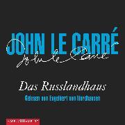 Cover-Bild zu Das Russlandhaus (Audio Download) von Carré, John le