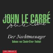 Cover-Bild zu Der Nachtmanager (Audio Download) von Carré, John le