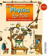 Cover-Bild zu Updated New Physics for You Student Book von Johnson, Keith