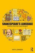 Cover-Bild zu Shakespeare's Language (eBook) von Johnson, Keith
