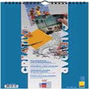 Cover-Bild zu Kreativkalender bunt