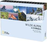 Cover-Bild zu Wilde Alpen in 53 Bildern