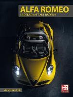 Cover-Bild zu Alfa-Romeo von Hönscheidt, Walter