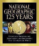 Cover-Bild zu National Geographic 125 Years von Jenkins, Mark Collins
