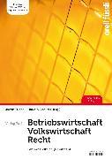 Cover-Bild zu Caduff, Claudio: Betriebswirtschaft / Volkswirtschaft / Recht (eBook)