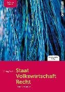 Cover-Bild zu Fuchs, Jakob: Staat / Volkswirtschaft / Recht - inkl. E-Book