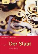 Cover-Bild zu Fuchs, Jakob (Hrsg.): Der Staat - inkl. E-Book