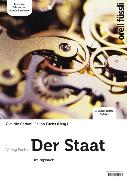 Cover-Bild zu Fuchs, Jakob: Der Staat - Übungsbuch