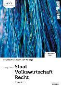 Cover-Bild zu Fuchs, Jakob: Staat / Volkswirtschaft / Recht - Übungsbuch