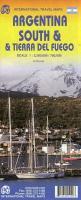 Cover-Bild zu Argentina South & Tierra Del Fuego. 1:2'200'000 / 1:750'000