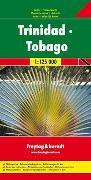 Cover-Bild zu Trinidad - Tobago, Autokarte 1:125.000. 1:125'000