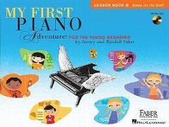 Cover-Bild zu My First Piano Adventure - Lesson Book B