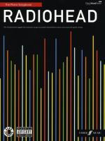 Cover-Bild zu Radiohead Piano Songbook