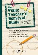 Cover-Bild zu The Piano Teacher's Survival Guide (eBook) von Williams, Anthony