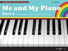 Cover-Bild zu Me and My Piano Part 2 von Harewood, Marion
