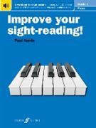 Cover-Bild zu Improve your sight-reading! Piano Grade 1 von Harris, Paul