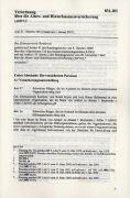 Verordnung über die Alters- und Hinterlassenenversicherung (AHVV)