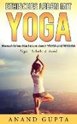 Cover-Bild zu eBook Ethisches Leben mit Yoga