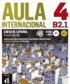 Cover-Bild zu Aula Internacional 4. Curso de Español. Nueva Edicion
