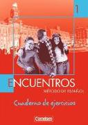 Cover-Bild zu Encuentros 1. Cuaderno de Ejercicios