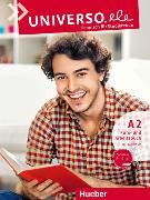 Cover-Bild zu Universo.ele A2. Kurs- und Arbeitsbuch mit Audio-CD