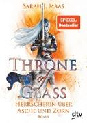 Cover-Bild zu Maas, Sarah J.: Throne of Glass 7 - Herrscherin über Asche und Zorn (eBook)