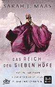 Cover-Bild zu Maas, Sarah J.: Das Reich der sieben Höfe (eBook)