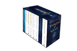Cover-Bild zu Maas, Sarah J.: Throne of Glass Paperback Box Set