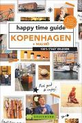 Cover-Bild zu happy time guide Kopenhagen von Van Den Hoven, Amanda