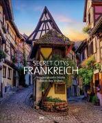 Cover-Bild zu Secret Citys Frankreich von Simon, Klaus