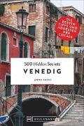 Cover-Bild zu 500 Hidden Secrets Venedig von Sardi, Anna