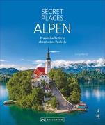 Cover-Bild zu Secret Places Alpen von Weindl, Georg