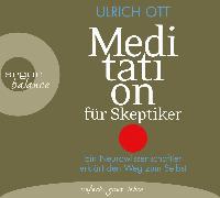Cover-Bild zu Meditation für Skeptiker