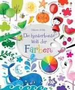 Cover-Bild zu Brooks, Felicity: Die kunterbunte Welt der Farben