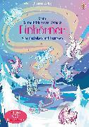 Cover-Bild zu Brooks, Felicity: Mein Rubbelbilder-Kreativbuch: Einhörner