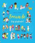 Cover-Bild zu Brooks, Felicity: Freunde - Das sind wir!