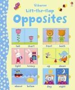 Cover-Bild zu Brooks, Felicity: Lift-the-flap Opposites