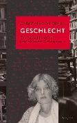 Cover-Bild zu Braun, Christina von: Geschlecht (eBook)