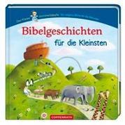 Cover-Bild zu Der kleine Himmelsbote: Bibelgeschichten für die Kleinsten von Witthöft, Inga
