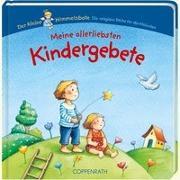 Cover-Bild zu Meine allerliebsten Kindergebete von Wissmann, Maria (Illustr.)