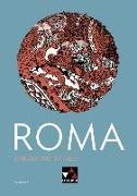 Cover-Bild zu Roma A Spielen und Rätseln von Krichbaumer, Maria