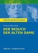 Der Besuch der alten Dame von Friedrich Dürrenmatt von Dürrenmatt, Friedrich