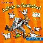 Cover-Bild zu Nordqvist, Sven: Aufruhr im Gemüsebeet (CD)