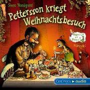 Cover-Bild zu Nordqvist, Sven: Pettersson kriegt Weihnachtsbesuch (CD)