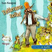 Cover-Bild zu Nordqvist, Sven: Pettersson zeltet (CD)