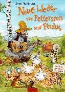 Cover-Bild zu Faber, Dieter (Komponist): Neue Lieder von Pettersson und Findus