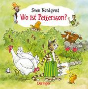 Cover-Bild zu Nordqvist, Sven: Pettersson und Findus. Wo ist Pettersson?