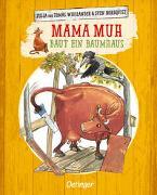 Cover-Bild zu Wieslander, Jujja: Mama Muh baut ein Baumhaus