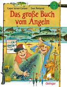 Cover-Bild zu Nordqvist, Sven (Illustr.): Das grosse Buch vom Angeln